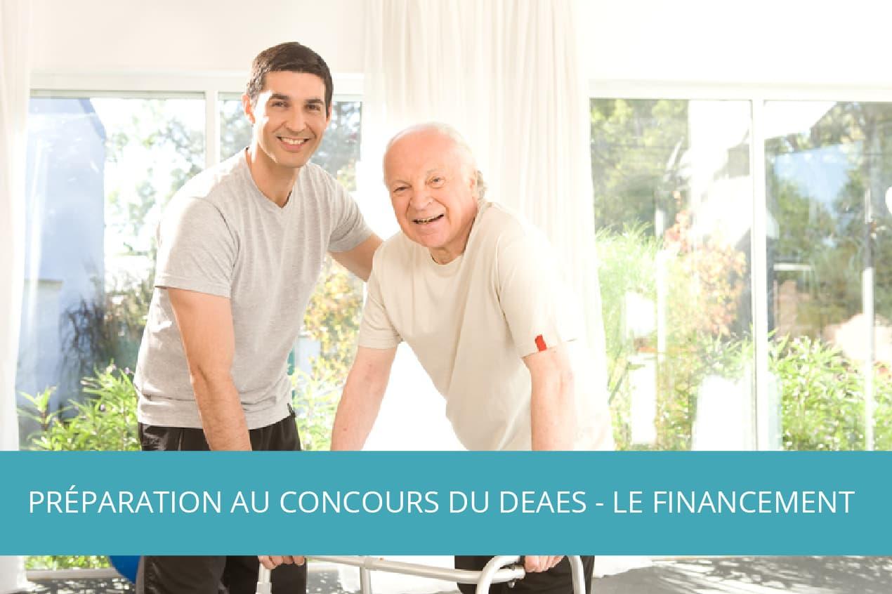 Préparation au concours du DEAES – Le financement